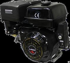 177FS(SPE270,OHV)-бенз. двигатель,10 л.с.  ШПОНКА. соед(dia.25mm)+ШКИВ