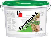 Шпаклевочная смесь Baumit FinoFinish S белая, пастообразная 20 кг