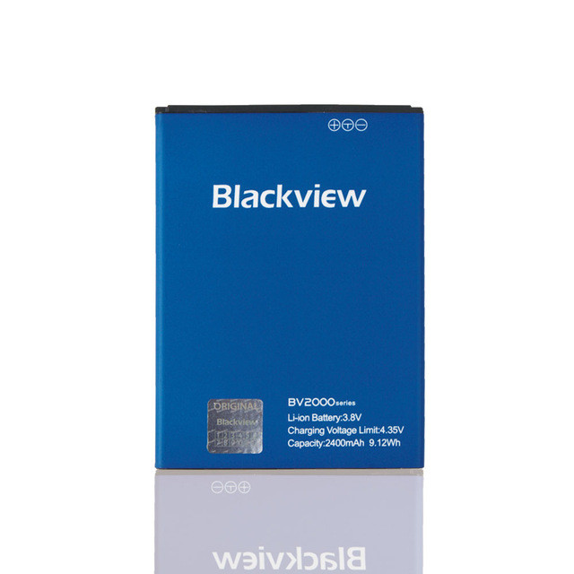 Аккумулятор Blackview BV2000 2400mAh Blackview BV2000 BV2000S (под зак