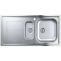 Кухонная мойка из нержавеющей стали Grohe K300 31564SD0, матовая, фото 1