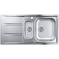 Кухонная мойка из нержавеющей стали Grohe K400 31567SD0, матовая, фото 1