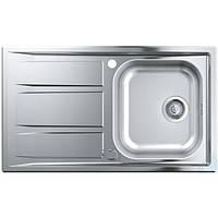 Кухонная мойка из нержавеющей стали Grohe K400+ 31568SD0, матовая