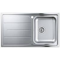 Кухонная мойка из нержавеющей стали Grohe K500 31571SD0, матовая, фото 1