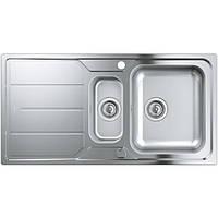 Кухонная мойка из нержавеющей стали Grohe K500 31572SD0, матовая, фото 1