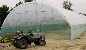 Фермерские теплицы под пленку 10Х100 Фермер ПРОФИ -10.2-У (1000 м2)