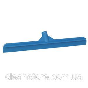 Сгон для пола с одинарным резиновым лезвием, 500 мм