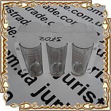 Набор 6 пр. стаканов Сюита 200 мл. высок. б/дек. 3Ф3 3702