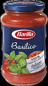 Соус Barilla *Basilico 400г, 6шт/ящ