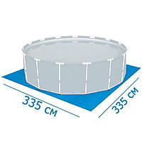 Подстилка для бассейнов Bestway 58001 335 х 335 см , фото 1