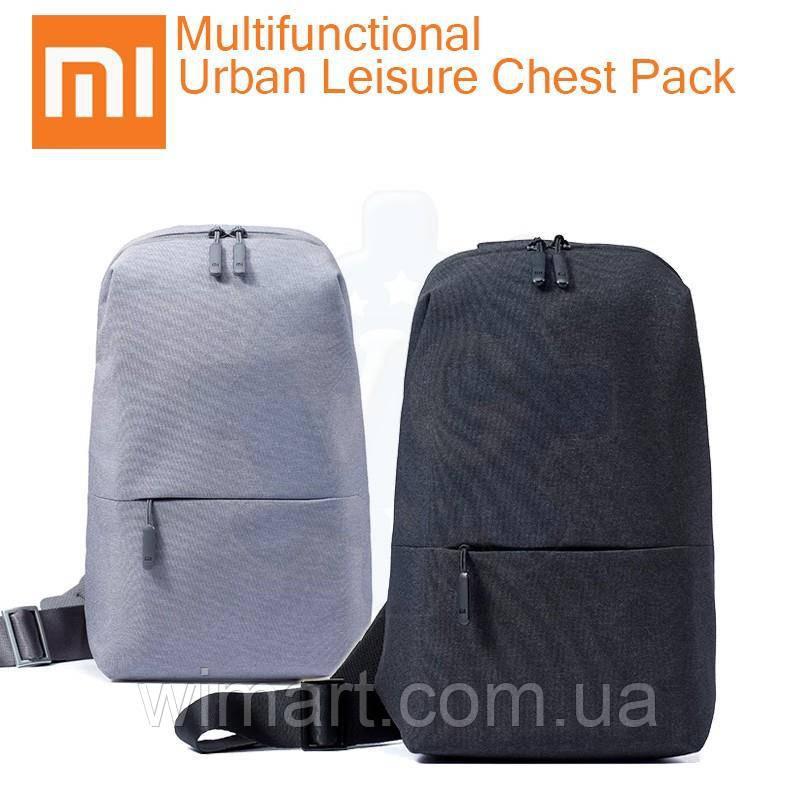 Рюкзак Xiaomi Mi Multi-functional Urban Leisure Chest Pack.
