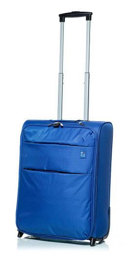 Маленький текстильный чемодан н 2-х колесах Чемодан текстильный большой на 4-х колесах Roncato Modo Cloud Youn