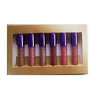 Набор блесков для губ MAC Nicki Minaj Cremesheen Glass (палитра В)