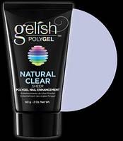 Gelish PolyGel Natural Clear(прозрачный), 30 грамм