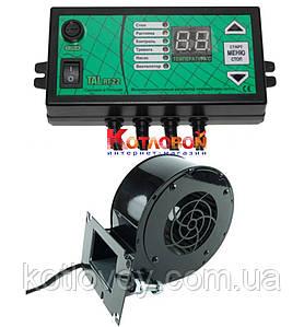 Комплект автоматика для твердотопливного котла TAL RT-22+вентилятор NWS-75
