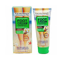 Крем для ног WOKALI  Professional Foot Cream. Camomile & Shea Butter / ромашка + масло Ши 130 мл