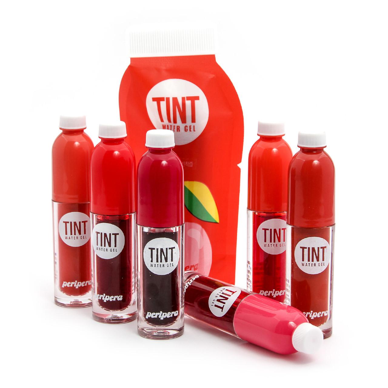 Тинт для губ PERIPERA Tint Water Gel 7 в 1