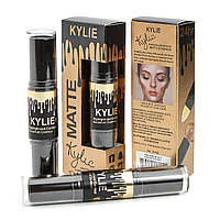 Консилер + бронзер KYLIE Matte Highlight Contour 2 в 1
