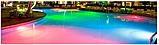 Прожектор светодиодный Aquaviva HT201S 252LED (18 Вт) RGB под бетон / пластик / лайнер, фото 8
