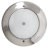Прожектор светодиодный Aquaviva HT201S 252LED (18 Вт) RGB под бетон / пластик / лайнер, фото 2