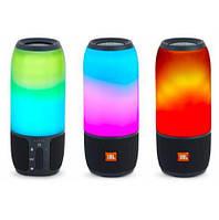 Портативная Bluetooth Колонка JBL Pulse 3 с подсветкой Акустика