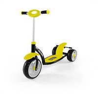 703 Самокат Milly Mally Scooter (Active) (желтый(Yellow))
