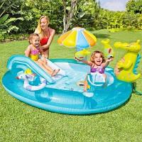 Детский надувной центр Intex 57129, бассейн