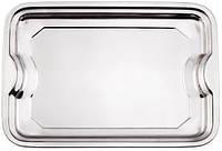 Поднос нержавеющий прямоугольный 500*400*30 мм (шт)
