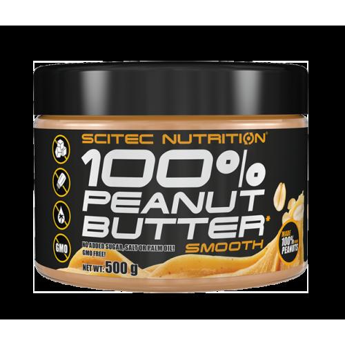 Scitec Nutrition Peanut butter500 g
