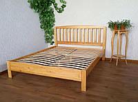"""Деревянная полуторная кровать для спальни """"Мечта"""" от производителя"""