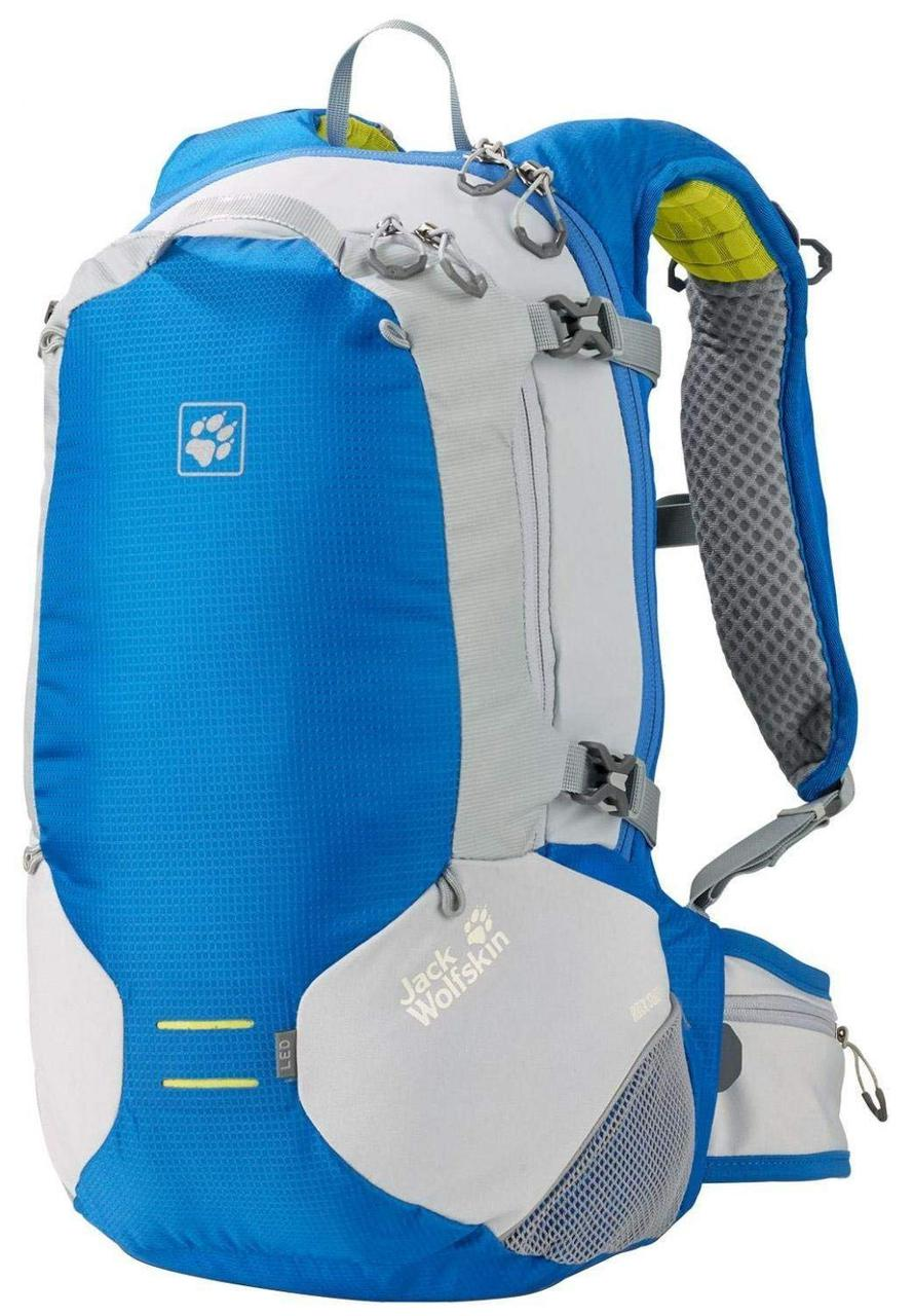 Рюкзак Jack Wolfskin Rock Surfer Rucksack, Brilliant Blue, 25.5 L