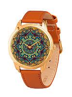 Наручные часы Золотой орнамент