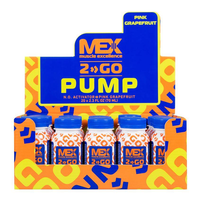 MEX Nutrition Pump Shot 20х70 ml