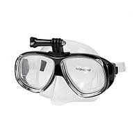 Маска для плавания Spokey Tamuk Camera (original) для взрослых, фото 1