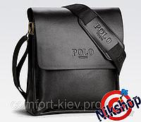 Мужская сумка через плечо Polo videng в Украине