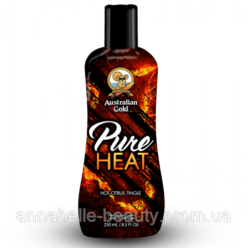 Australian Gold Pure Heat - Тингл крем Жгучий Цитрус  250мл