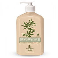 Australian Gold Hemp Nation Toasted Coconut & Marshmallow Tan Extender  - Ежедневный увлажняющий крем 535мл