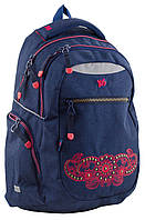 Рюкзак подростковый Т-23 Jeans, 47*30*13