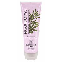 Australian Gold Hemp Nation Wild Berries & Lavender Body Scrub - Скраб для тела Дикие ягоды и лаванда 235мл