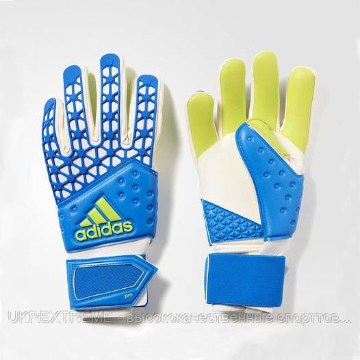 Вратарские перчатки Adidas ACE ZONES PRO (ОРИГИНАЛ)
