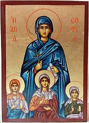 Икона Вера Надежда Любовь и мать их Софья