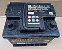 Аккумуляторная батарея (47 Ah-420 A) Renault Logan (оригинал), фото 2