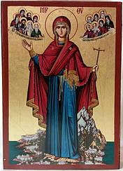 Икона Игумения