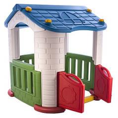 Игровой домик для детских площадок Bambi