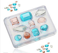 Пластиковая форма для отливки камней