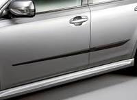 Молдинги дверей комплект (резиновые) аксессуар Subaru Forester S12 оригинал 08-12 (J101SSC000NN)