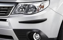 Накладка бампера защитная аксессуар Subaru Forester S12 оригинал(J105ESC000)