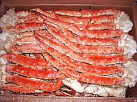 Клешни камчатского краба (1-1,8 кг) ящ. 20 кг