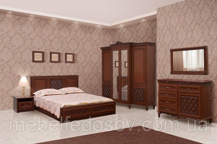 Ливорно; набор для спальни (Свiт меблiв) - СПД Федосов Г.В. в Белой Церкви