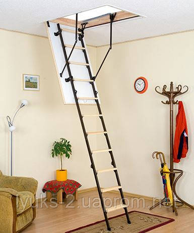 Лестница чердачная Oman Stallux 3 (ST3)