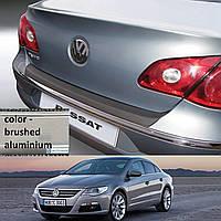 Volkswagen Passat CC 2008-2012 пластиковая накладка заднего бампера